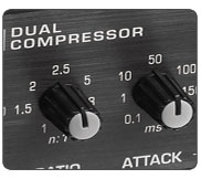 Compressors/Crossoves