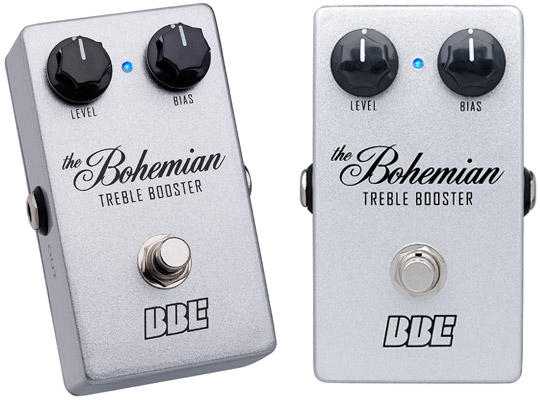 Bohemian Treble Booster